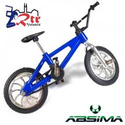 Bicicleta Absima Azul 1/10