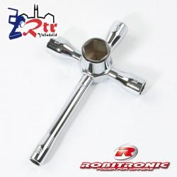 Herramienta Robitronic Llave 7,8,10,12 y 17mm