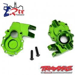 Portal Delantero Verde Izq/Der Traxxas TRX-4 TRA8252G