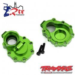 Carcasa trasera Verde der/izq TRX-4 TRA825G