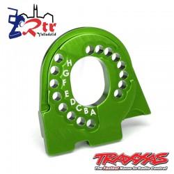 Base Ajustable para el motor Verde TRX-4 TRA8290G