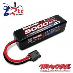 Power Cell LiPo 5000mAh 14.8V 4S 25C Traxxas