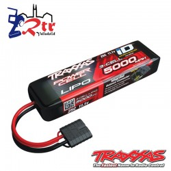 Power Cell LiPo 5000mAh 11.1V 3S 25C Traxxas