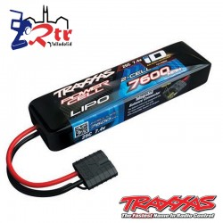 Power Cell LiPo 7600mAh 7.4V 2S 25C