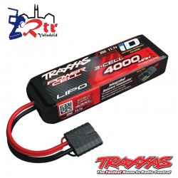 Power Cell LiPo 4000mAh 11.1V 3S 25C Traxxas