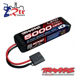 Power Cell LiPo 5000mAh 7.4V 2S 25C Traxxas