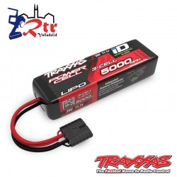 Power Cell LiPo 5000mAh 11.1V 3S 25C Traxxas