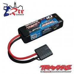 Power Cell LiPo 2200mAh 7.4V 2S 25C Traxxas