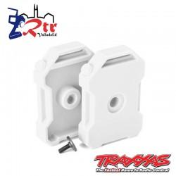 Recipientes de combustible Traxxas Blanco TRA8022X