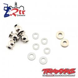 Bolas  3x7x1mm (2), 3x6x0.5mm (4), 3x7x2mm (2) TRA5529