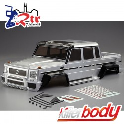 Killerbody Horri-Bull 1/10 Scale Crawler Carrocería Plata