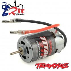 Motor 1/10 Escobillas 550 Traxxas Titan Revero 21t TRA3975R