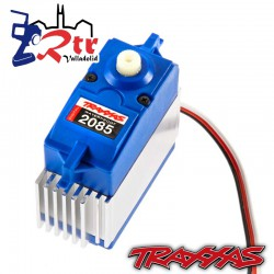 Servo Digital de Alto Torque Traxxas Waterproft impermeable TRA2085