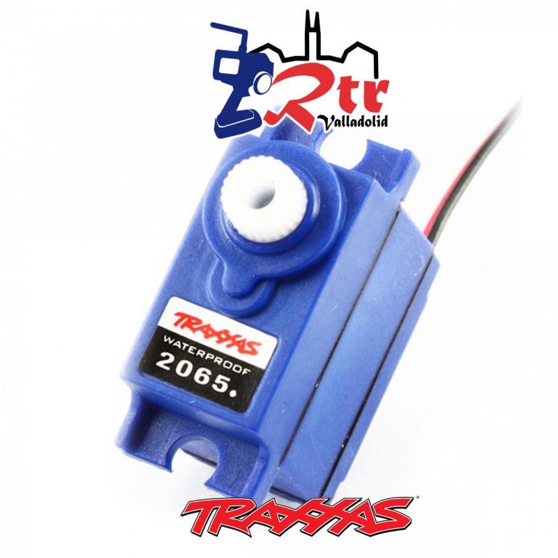 MicroServo Digital Traxxas Impermeable Waterproft TRA2065