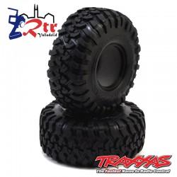 Ruedas Canyon 2.2 Traxxas TRX-4 con insertos (2 Unidades) TRA8170