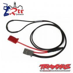 Sensor de telemetria Voltaje y Temperatura TRX6521
