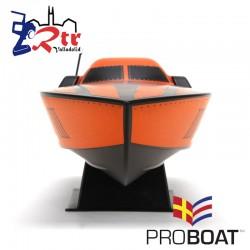 "Proboat Stealthwake 23"" Escobillas Deep-V RTR RTR"