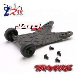 Barra Caballitos Patin Anti vuelco Traxxas Jato 3.3 Wheely Bar TRA5584