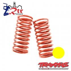 Muelles Rojos dureza 2.6 (amarillo) Traxxas GTR TRA5435