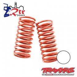 Muelles Rojos dureza 2.9 (Blanco) Traxxas GTR TRA5436