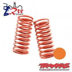 Muelles Traxxas  Rojos dureza 3.2 (Blanco) GTR TRA5437