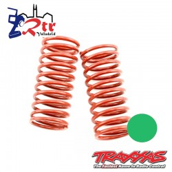 Muelles Rojos dureza 3.5 (Verde) Traxxas GTR TRA5438