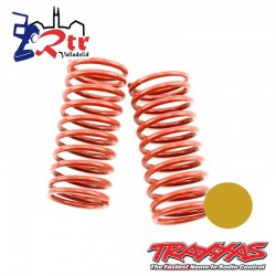 Muelles Rojos dureza 3.8 (Oro) Traxxas GTR TRA5439