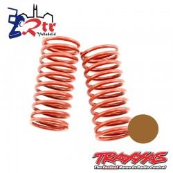 Muelles Rojos dureza 4.1(Marron) Traxxas GTR TRA5440