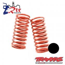 Muelles Rojos dureza 4.4(Negro) Traxxas GTR TRA5441