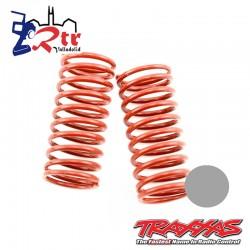 Muelles Rojos dureza 4.9(Plata) Traxxas GTR TRA5442