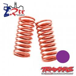 Muelles Rojos dureza 5.9(Muorado) Traxxas GTR TRA5445