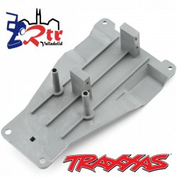 Chasis Superior modelos 2WD Gris TRA3723A