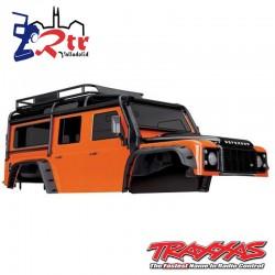 Cuerpo Carrocería Traxxas Aventura Defender TRA8011A