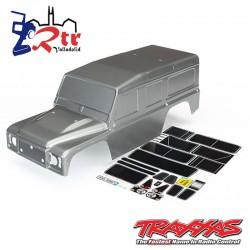 Carrocería Traxxas TRX-4 Defender Gris TRA8011X