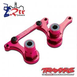 Brazos de dirección Opcional Rosado Aluminio TRA3743P