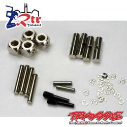 Uniones en U pasador transversal de 4,5 mm (4) / 3 mm) TRA5452