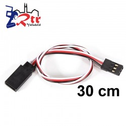 Extensión Cable Receptor Futaba 30CM