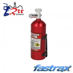 Botella de Oxido Nitroso Metálica para RC