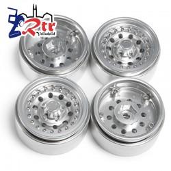 Llantas 1.9 aluminio Crawler beadlock