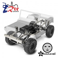 GmadeGS01 Sawback 4WD 1/10 Crawler Escala Kit