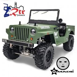 Gmade GS01 Sawback Militar 4WD 1/10 Crawler Escala RTR