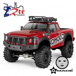 Gmade 1/10 Gs01 Comodo 4WD 1/10 Crawler Kit