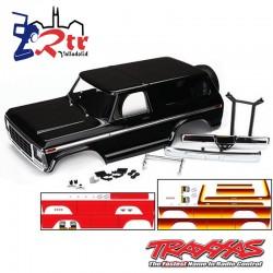 Cuerpo, Ford Bronco, completo negro con pegatinas TRA8010X