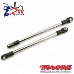 Barra de empuje Traxxas (acero) (ensamblada con extremos de barra) TRA5318