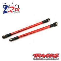 Barra de empuje Traxxas (Opcional) (ensamblada con extremos de barra) TRA5318X