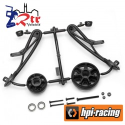 Barra Anti vuelco Hpi Savage HPI-85245