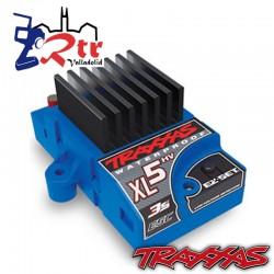 Control de velocidad electrónico de XL-5HV 3s, impermeable TRA3025