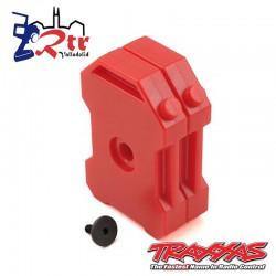 Recipientes de combustible Traxxas Rojo TRA8022
