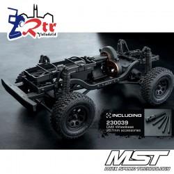 MST Crawler CMX No Incluida Carrocería