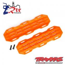 Tableros de tracción TRA8121 Anaranjados